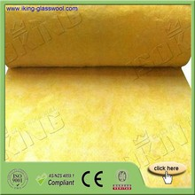 ISOKING Fireproof Fiber Glass Wool Insulation Price