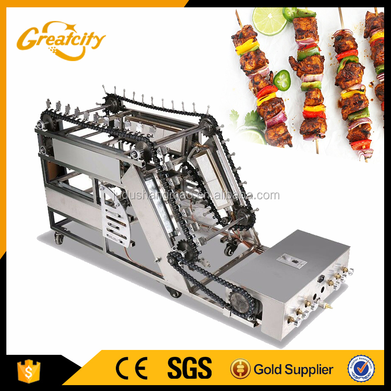Automatic kebab machine / doner kebab maker