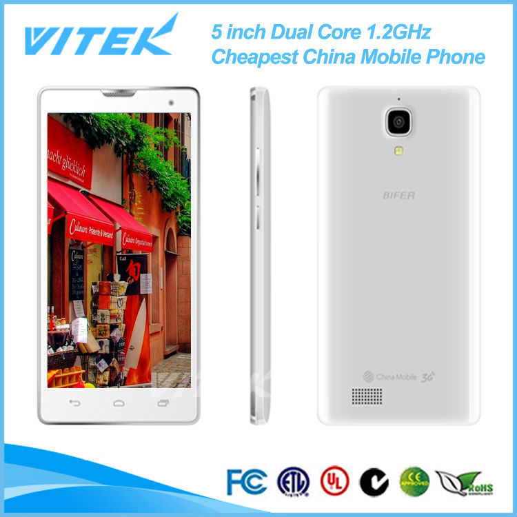 "Alibaba 5"" Camera 0.3M+5.0M 3G Cheapest China Mobile Phone in India"