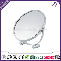 New design round sliding mirror door hardware for wholesales