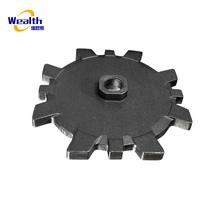 OEM sand casting gray iron ductile iron electric motor head cover