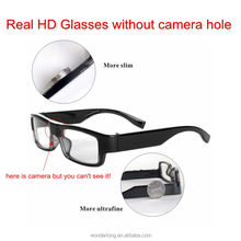 HD 720p G3000 Glasses Hidden Camera NO PIN or HOLE of Lens Spy Invisible DVR Video Cam HD DV