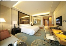 Guangzhou Hotel Furniture Price,Wooden King Size Bed