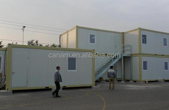 economic 20ft prefabricated modular prefab container house