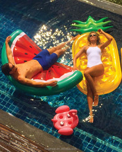 Crazy Selling Inflatable Floats Toy Pineapple Float inflatable pool island