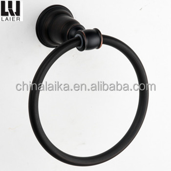 ORB zinc alloy wall- mounted Europe style towel ring 15632