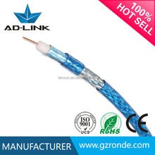 Low db loss RG59 RG6 RG11 Coaxial Cable For CATV Satellite System