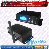 video transmitter / lighting wireless console / wireless dmx512