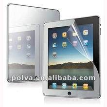 For china ipad 2 mirror screen protector with cheap price