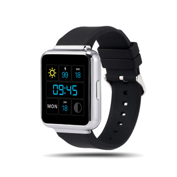 "Q1 Smart Watch 1.54"" Display Android 5.1 WiFi GPS 3G Bluetooth Smartwatch Support NANO Sim Card Clock smart watch strap"