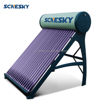 home appliance house hold solar tube well system solar collector water heater
