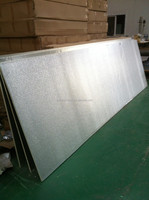 Pre-insulated Duct Panel With Aluminum Foil on Both Sides