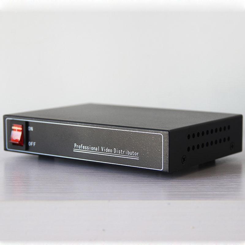 AHD TVI CVI Amplificateur professionnel 1 entrée 4 sorties audio répartiteur vidéo - ANKUX Tech Co., Ltd