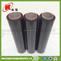 25mic Agriculture Black Plastic Film Blowing
