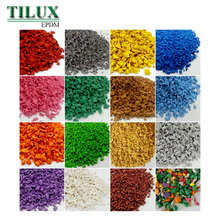 China Wholesale High Quality EPDM Rubber Granule for Artificial Grass