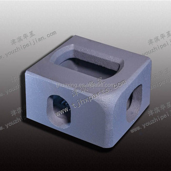 Low price container corner casting for containers