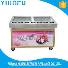Odm Service Good Quality roll ice cream machine for commercial