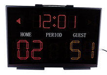 led digital scoreboard\Basketball score board