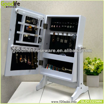 Wall mount and table top elegant design makeup dresser wholesale from goodlife