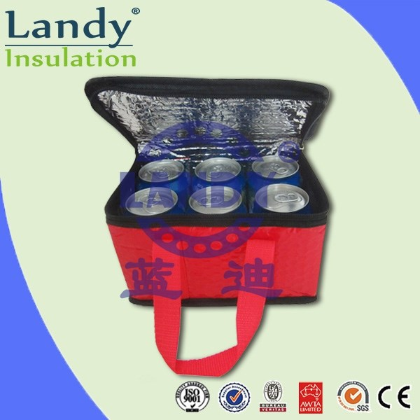 Landy aluminum foil thermal bag for frozen food
