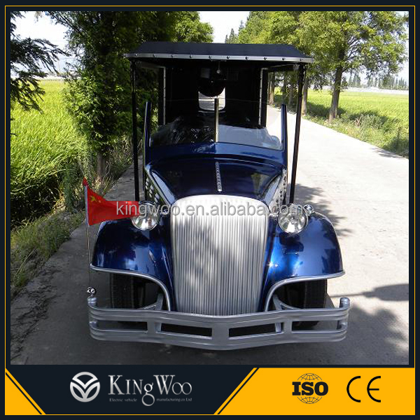 Classical 6 seat electric car manufacturer in China