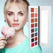 Mineral Eyeshadow Palette with Mirror Private Label Eyeshdow