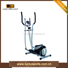 MEB5000 Magnetic Elliptical Exercise Bike Adjustable Tension Control Workout Machine Exercises