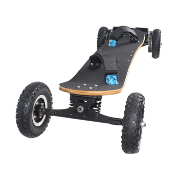 The best selling four wheels electric mountain board electric off road skateboard