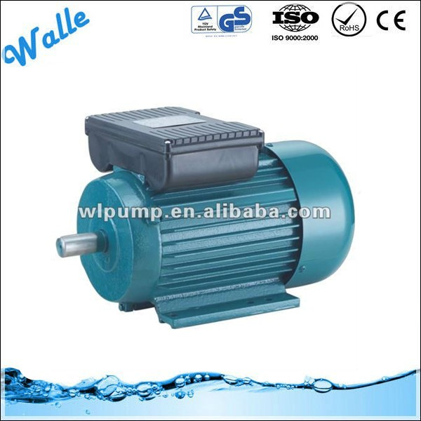 YL Series Aluminum housing single-phase electric motor