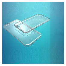 Mobile phone accessories Transparent frosted shell case shockproof back cover for iphone 6S 6G