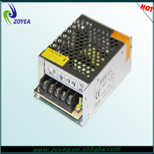 CE&ROHS approved single output switching power supply schematic S-60-12 220v 12v 5a 60w