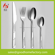stainless steel dinner spoon fork knife set fork and spoon travel set