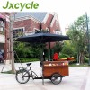 mobile coffee vending bicycle/ mobile trike cart manufacturer/coffee bike for sale