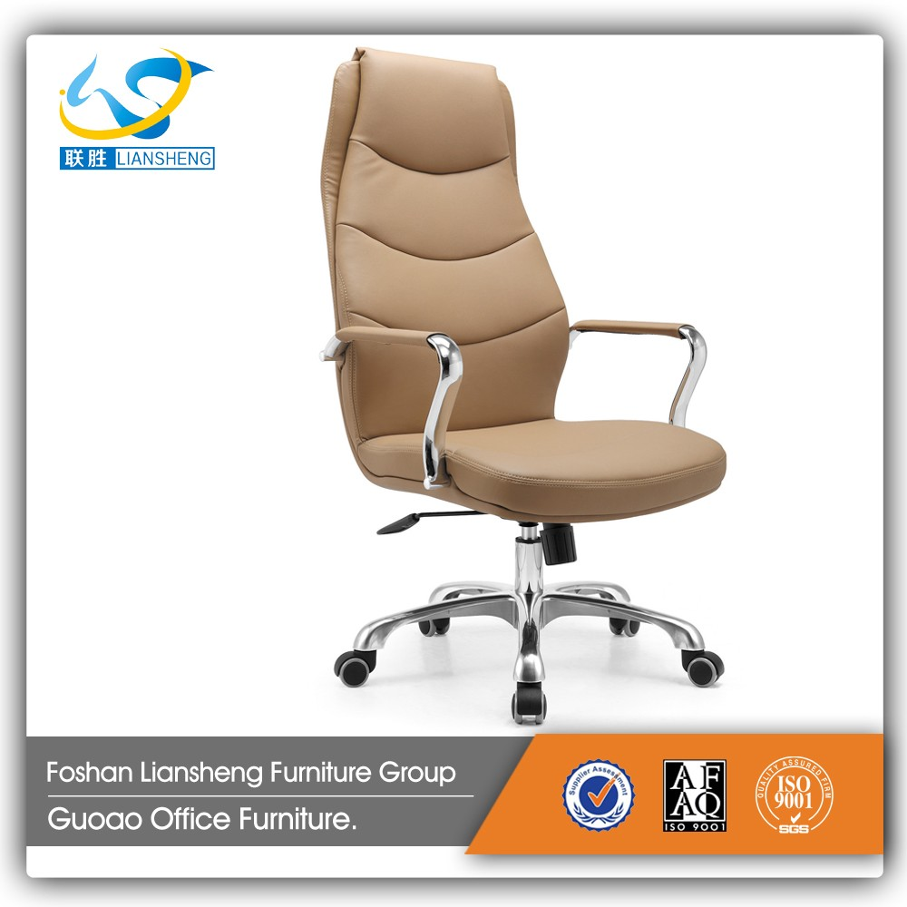 brown leather executive office chairs sex products C3022A