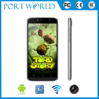 China 5.5 inch quad core android active dual sim phone