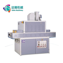 Auto UV Spot Varnish Coating Machine 800 mm Screen Printing Usage UV Offset Curing Machine on Wood, Plastic, Glass, Leather