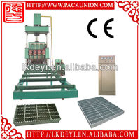 Professional steel grating forge welding machine made in china