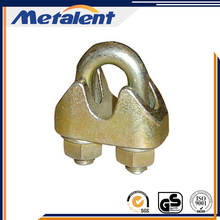 Drop Forged Casting Rigging Fitting Din 1142 Malleable Steel Wire Rope Clip