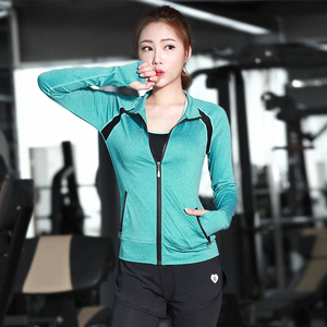 brand new body-hugging women's casual stretch thin sports jacket