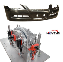 Professional Plastic injection mould manufacturer rear bumper mould for Auto parts injection Car bumper