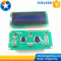 KJ198 New Original 100% 5V blue screen white Character LCD module Display Module Blue Blacklight 16X2 LCD 1602A 1602