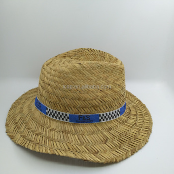 wholesale cheap fashion men hats straw hats for promotion panama straw hat