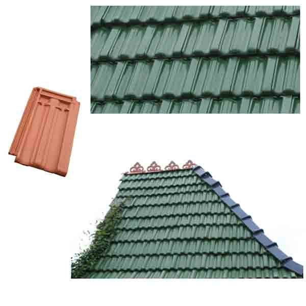 Double Roman Clay Roof Tiles Suppliers in Colombo