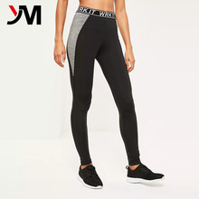 Popular high quality custom fitting fitness athletic leggings wholesale