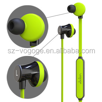 2016 wireless bluetooth earphone colors outdoor sports