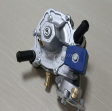 LPG pressure regulator for LPG conversion car