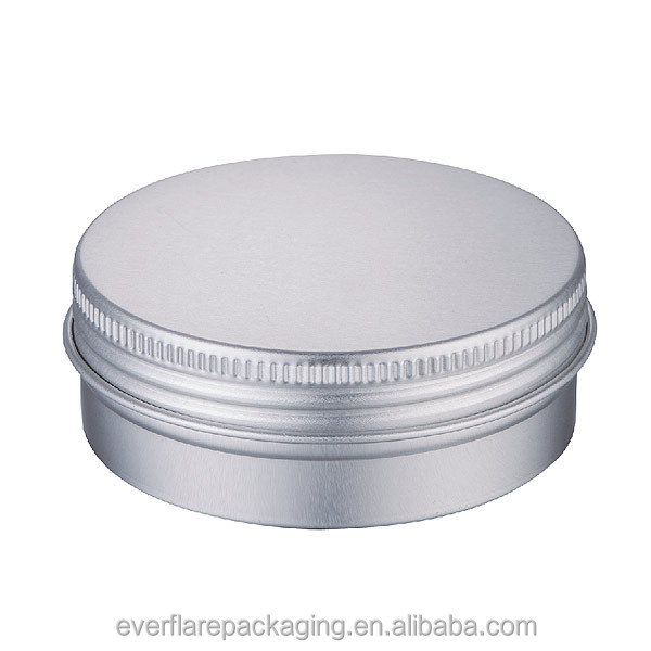 10g, 20g, 30g, 40g Aluminum Jar Wholesale Cosmetic Jar Aluminium