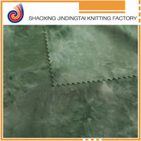 Popular textile 100% polyester tie-dyed print fabric in China wholesale