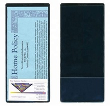 Hot selling plastic PVC Lottery Ticket Holder insurance ticket <strong>wallet</strong>