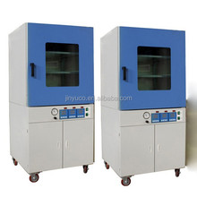 91L High Temp Vacuum Drying Oven with 28 Segments Controller and Gas Purge